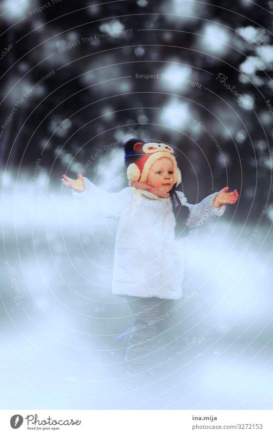 Kindheit Spielen Kinderspiel Winter Schnee Winterurlaub Kindererziehung Bildung Kindergarten Tanzschule Mensch Kleinkind Junge Bruder Leben 1 1-3 Jahre