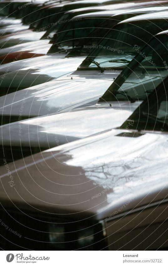 Stillstand grau PKW Verkehr Wagen