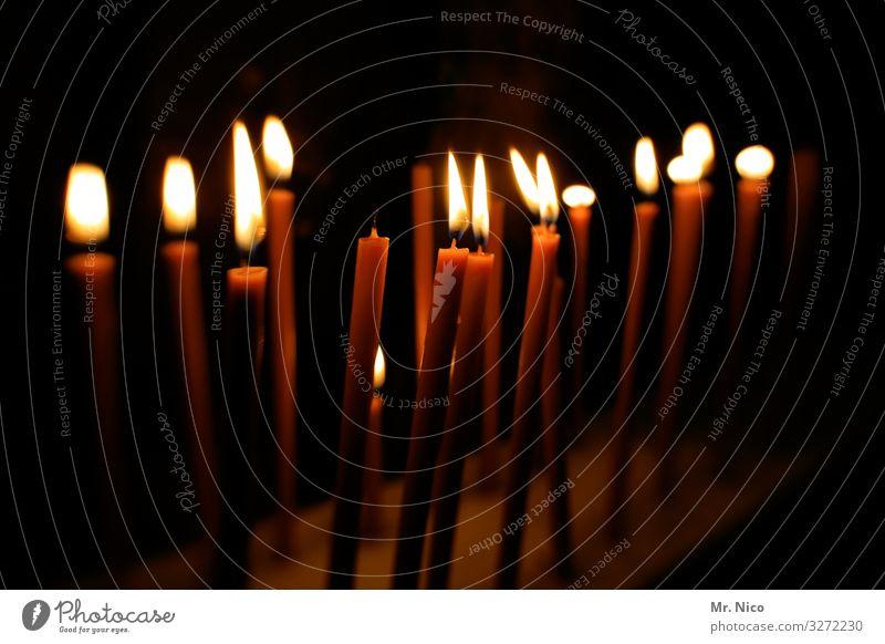 candlelight Dekoration & Verzierung Kerze Zeichen heiß Kerzendocht Kirche Kerzenschein Kerzenflamme Flamme gemütlich Weihnachten & Advent Romantik anzünden