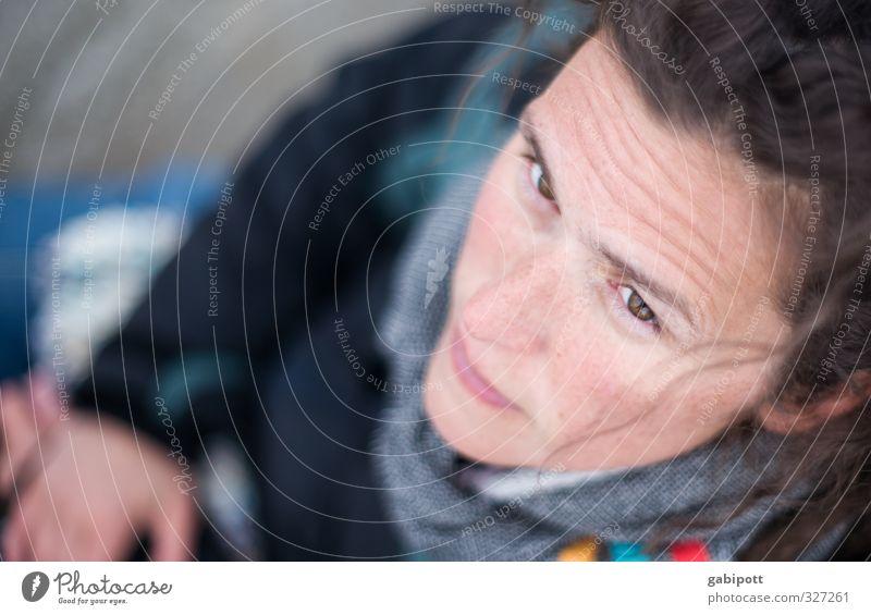 rømø | rømai Mensch Frau Jugendliche Junge Frau Erwachsene Leben Gefühle weich Freundlichkeit positiv achtsam