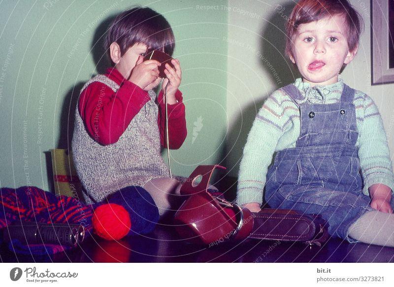 *1500* so fing alles an Freizeit & Hobby Spielen Mensch feminin Kind Kleinkind Mädchen Kindheit Erfahrung Freude Fotografie Fotokamera Fotografieren Farbfoto