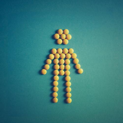 Smartin Lebensmittel Süßwaren Schokolade Ernährung Geburtstag Mensch maskulin Mann Erwachsene 1 Zeichen lecker lustig süß blau gelb Appetit & Hunger Idee