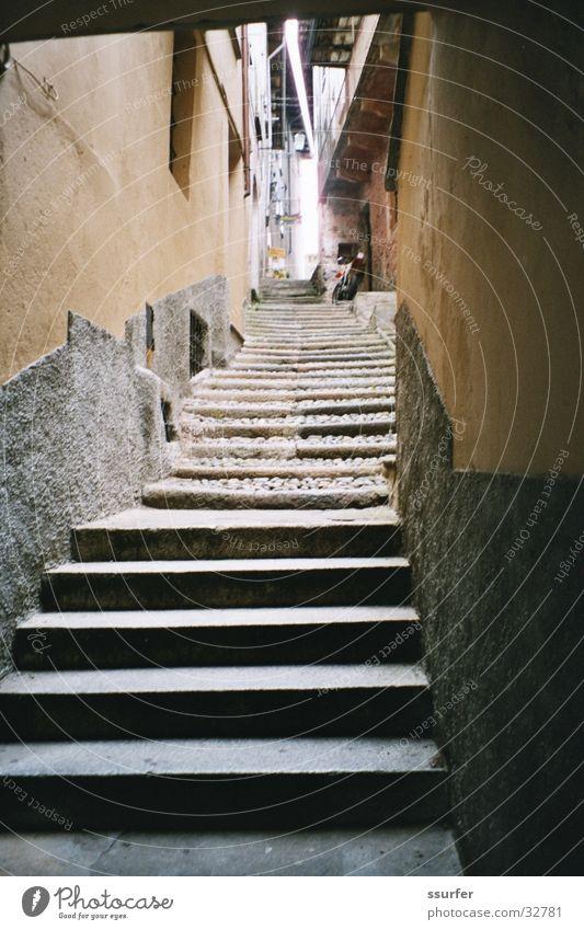 Treppe Architektur Italien