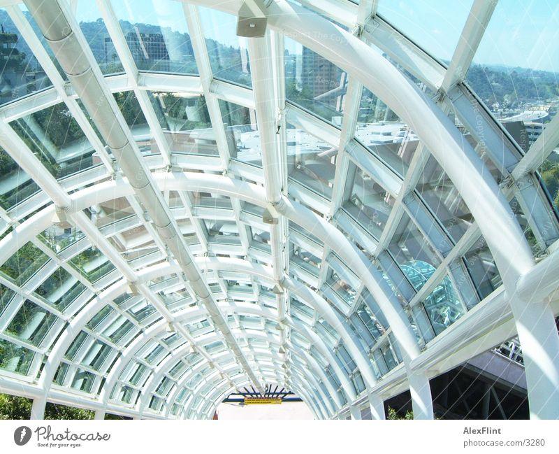 glstunel Architektur Glas