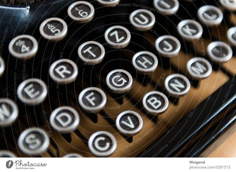 Schreibmaschine Bildung Wissenschaften Erwachsenenbildung Dienstleistungsgewerbe Medienbranche Technik & Technologie Printmedien Zeitung Zeitschrift Buch