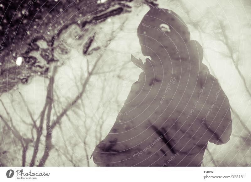 Frühlingsregen? Regenfrühling. Freizeit & Hobby Spaziergang Mensch maskulin Junge Kindheit 1 1-3 Jahre Kleinkind Umwelt Natur Erde Wasser Sommer Herbst Klima