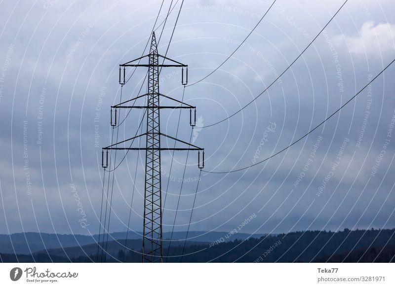 #Hochspannung Gebäude Energiewirtschaft Technik & Technologie ästhetisch Elektrizität Bauwerk Hochspannungsleitung Erneuerbare Energie Energiekrise
