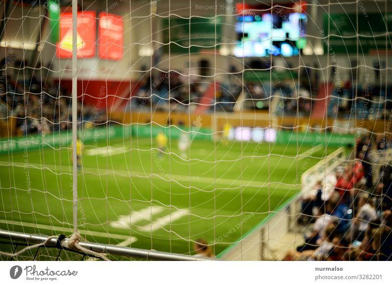 Spielsicherheit Lifestyle Freizeit & Hobby Sport Ballsport Sportler Publikum Fan Tribüne Sportveranstaltung Pokal Sportstätten Mensch Körper Menschenmenge Kunst