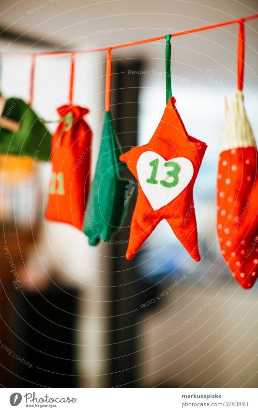 Kinder Adventskalender Feste & Feiern Weihnachten & Advent Weihnachtsdekoration Weihnachtsgeschenk Kleinkind Mädchen Junge Familie & Verwandtschaft Kindheit