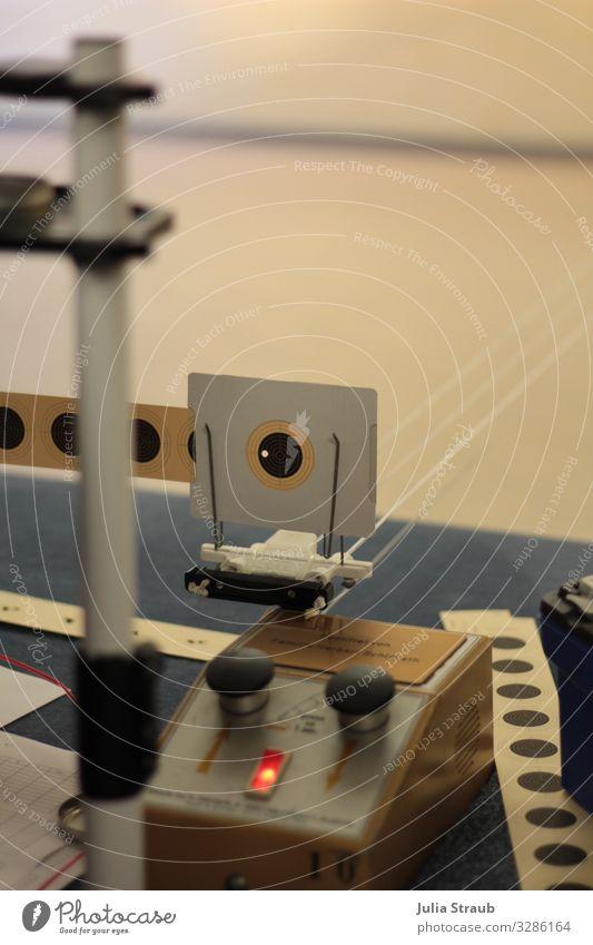 Sportschießen Streifen Ringe beobachten Sportveranstaltung Spielkarte Buden u. Stände Treffer Luftgewehr Schießsport