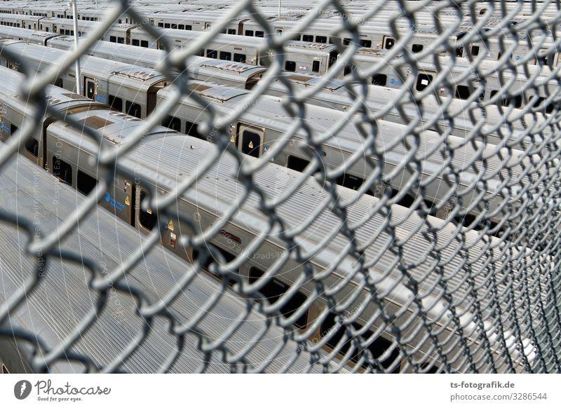 New Yorker Besserungsanstalt für verspätete Vorortzüge Ferien & Urlaub & Reisen Technik & Technologie New York City Manhattan USA Verkehr Verkehrsmittel