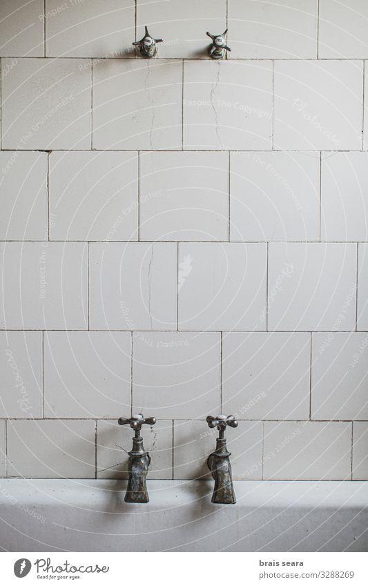 Badezimmer Lifestyle Design Sinnesorgane Erholung ruhig Spa Haus Traumhaus Innenarchitektur Dekoration & Verzierung Badewanne Altstadt Architektur Metall Rost