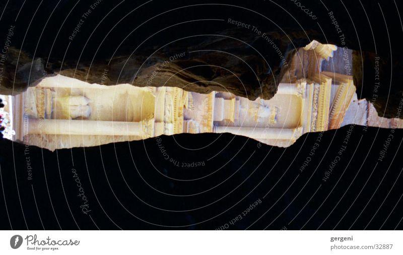Petra Jordanien historisch Naher und Mittlerer Osten Arabien Jordanien Petra