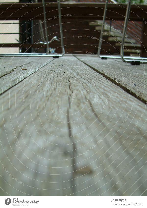 Holzfussboden Perspektive Bodenbelag Häusliches Leben Flur Holzfußboden