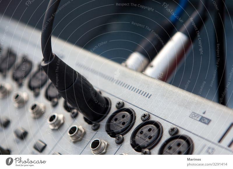 Business Technik & Technologie Computer Geborgenheit Klang Daten elektrisch verbinden Stecker Redner stereo Nabe