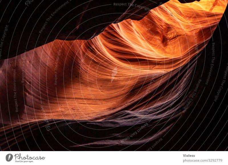 Wurmloch Natur USA Nordamerika Page Arizona Antelope Canyon Navajo-Gebiet Lake Powell