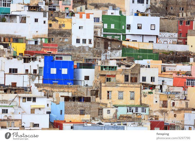 Las Palmas de Gran Canaria Tourismus Ausflug Sightseeing Insel Stadt Altstadt Architektur Sehenswürdigkeit historisch Ausflugsziel Europa Kanaren Kanarische