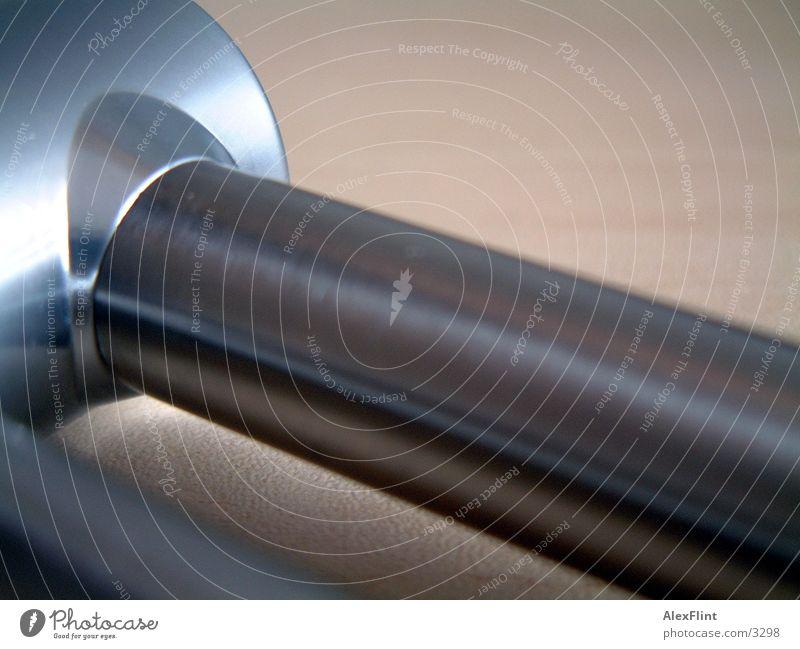 edel Edelstahl Stahl glänzend Dinge Makroaufnahme