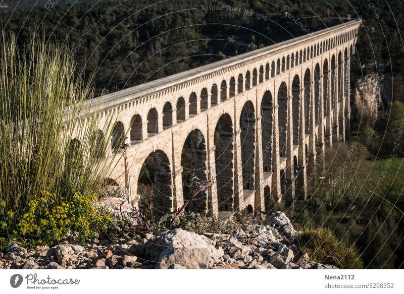 Aquädukt von Roquefavour aqueduc roquefavour frankreich südfrankreich Römische Brücke roemische Bogenbruecke Roemische Doppelbogenbruecke römische Architektur