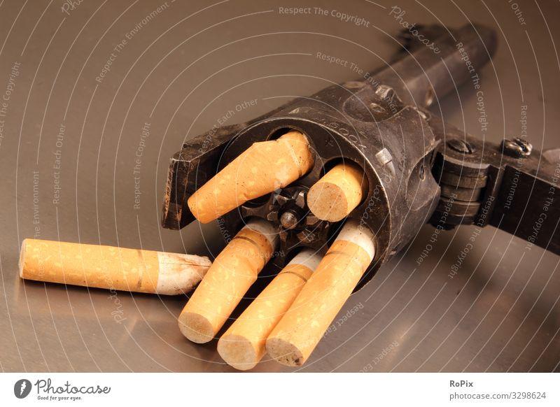 Rauchen wird dich umbringen. Lifestyle Design Gesundheit Gesundheitswesen Rauschmittel Wellness Leben Wohlgefühl Freizeit & Hobby Jagd Fitness Sport-Training