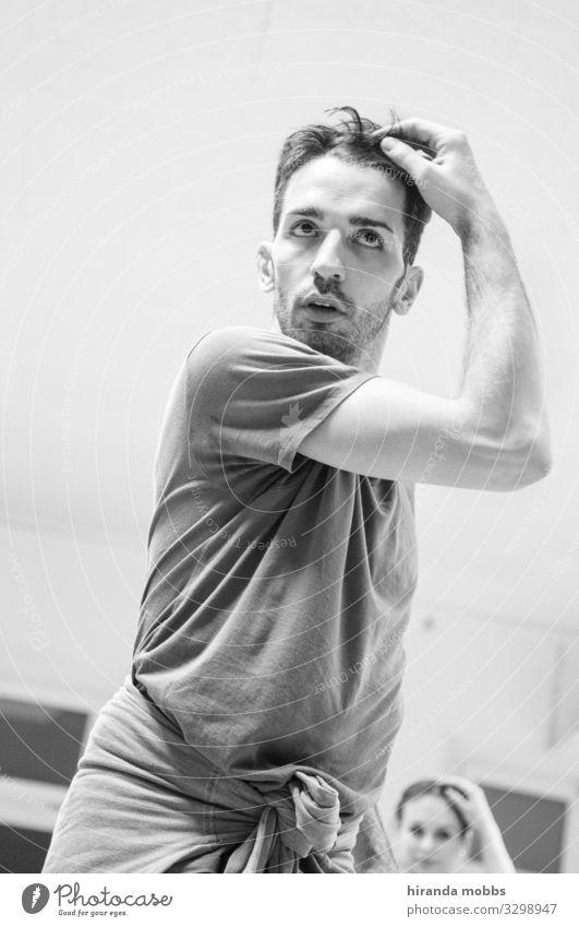 narcissist/bolero Glück Tanzen Tanzschule maskulin Junger Mann Jugendliche 1 Mensch 30-45 Jahre Erwachsene Kunst Tänzer Balletttänzer Kultur Veranstaltung Show