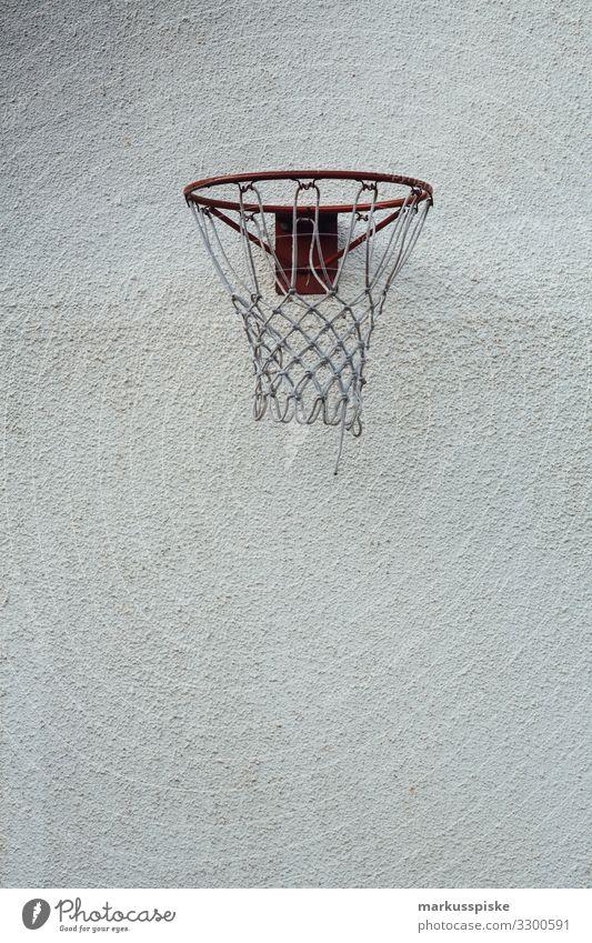 Street Basketball Korb Jugendliche Sommer Freude Lifestyle Sport Spielen Menschengruppe Freundschaft Freizeit & Hobby Kindheit Erfolg Fitness sportlich