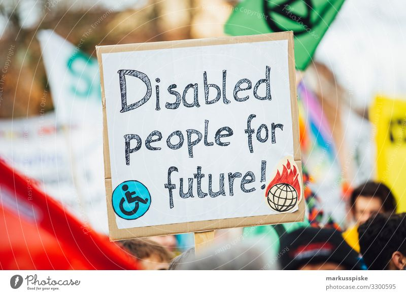 Disabled people for future Lifestyle Party Veranstaltung Wissenschaften Erwachsenenbildung Wirtschaft Technik & Technologie Jugendliche Leben Menschengruppe