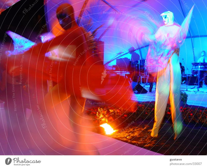 Beteiligtes - Beteiligtes Tanzen Techno Fototechnik