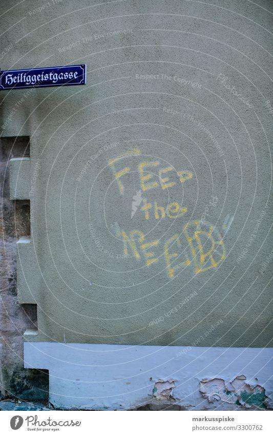 Feed the Need Graffiti Bildung Wissenschaften Erwachsenenbildung Gesundheitswesen Mensch Menschenmenge Kunst Kultur Jugendkultur Subkultur Veranstaltung