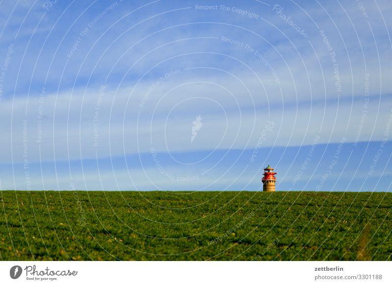Leuchtturm Kap Arkona arkona Dorf Fischerdorf Insel Küste Küstenwache Landschaft Mecklenburg-Vorpommern Meer Ostsee Ostküste Rügen Ferien & Urlaub & Reisen