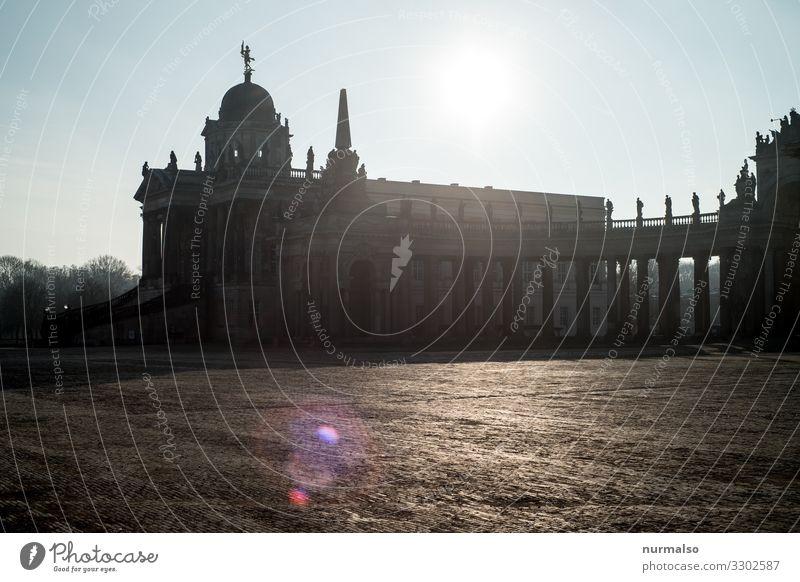 König abwesend Häusliches Leben Wohnung Joggen Yoga Kunst Skulptur Architektur Park Palast Burg oder Schloss alt ästhetisch außergewöhnlich Bekanntheit