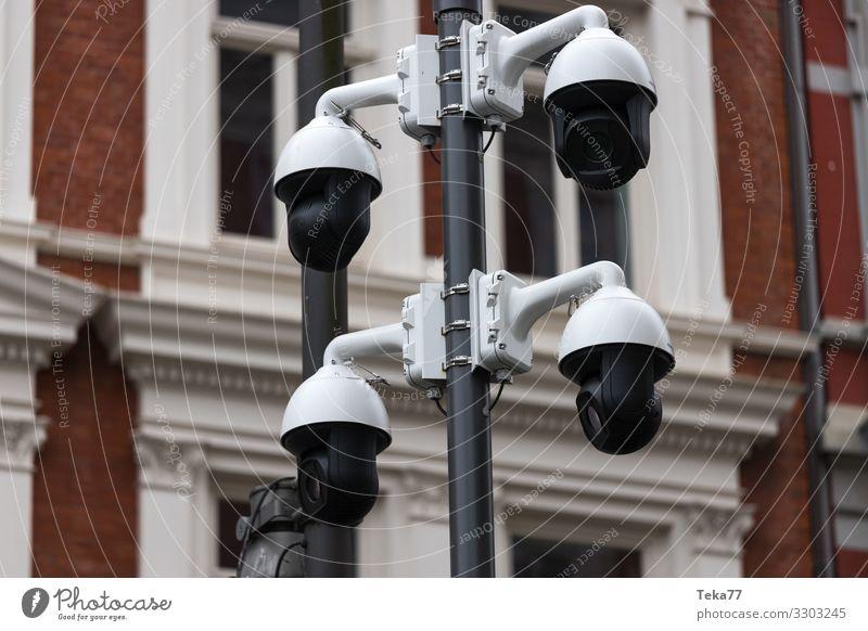 #Überwachung Bildschirm Videokamera Technik & Technologie Industrie Angst überwachen Überwachungskamera Farbfoto Außenaufnahme