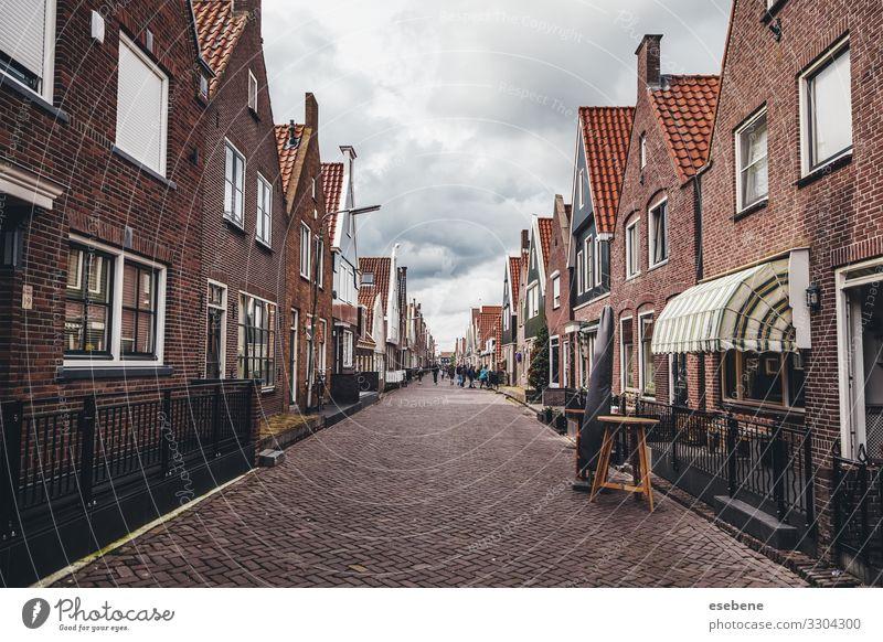 Häuser in Amsterdam schön Ferien & Urlaub & Reisen Tourismus Kreuzfahrt Sommer Haus Kultur Landschaft Himmel Fluss Platz Brücke Gebäude Architektur Verkehr