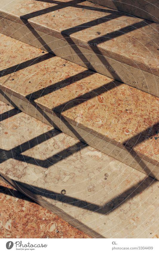 stufen Linie Treppe ästhetisch eckig diagonal komplex