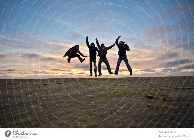Photocasetag!!! :D Freizeit & Hobby Spielen Ferien & Urlaub & Reisen Abenteuer Strand Freundschaft Leben 4 Mensch Menschengruppe Sonnenaufgang Sonnenuntergang