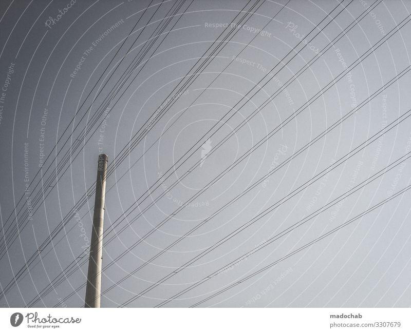 #1 Ferne Architektur Gebäude Linie Energiewirtschaft ästhetisch Klima Turm Streifen Bauwerk Fabrik Schornstein Präzision Erneuerbare Energie