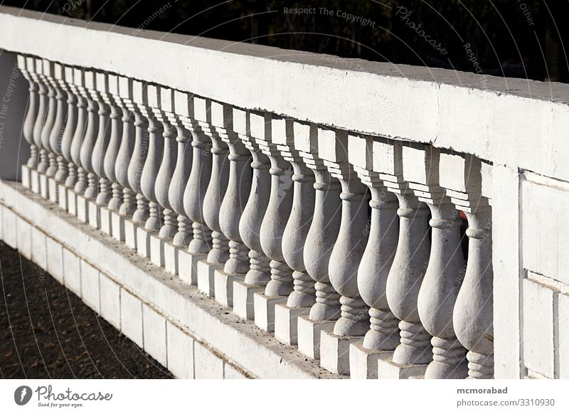 Attraktives Compoundwerkzeug Design Beton exotisch Verbindung Wand Barriere Leiste Schimmelpilze gießen Zement Wiederholung replizierend Wiederkehrende Formular
