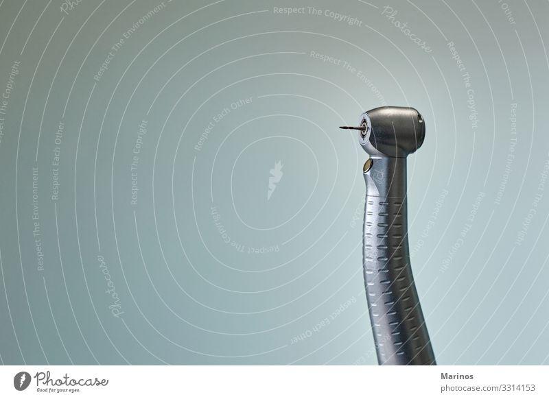 Zahnärztliche Ausrüstung. zahnärztliche Werkzeuge für die Mundgesundheitspflege. Gesundheitswesen Behandlung Medikament Büro Technik & Technologie Zähne Metall