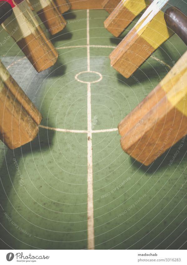 Fußball Sport Zufriedenheit Freizeit & Hobby Kraft Ordnung Erfolg Sportmannschaft Team Konzentration Teamwork Tischfußball Sportveranstaltung Willensstärke