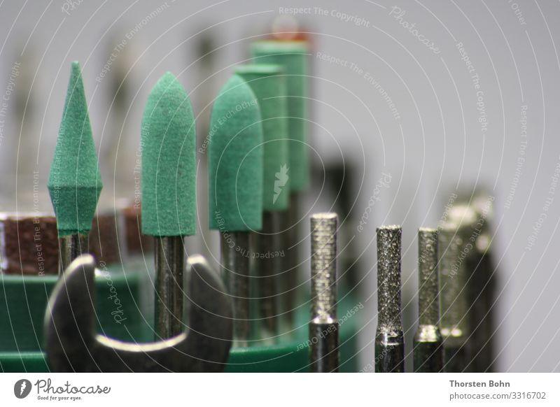 Schleif und Fräsaufsätze / Grinder and Drill Bits Arbeit & Erwerbstätigkeit Handwerker Wirtschaft Industrie Werbebranche Baustelle Mittelstand Unternehmen