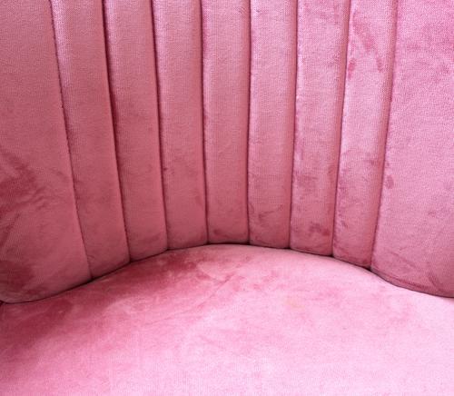 Nahaufnahme von rosa Samtstoff-Hintergrundtextur Reichtum Design schön Erholung Winter Dekoration & Verzierung Tapete Baby Kunst Pelzmantel Stoff glänzend