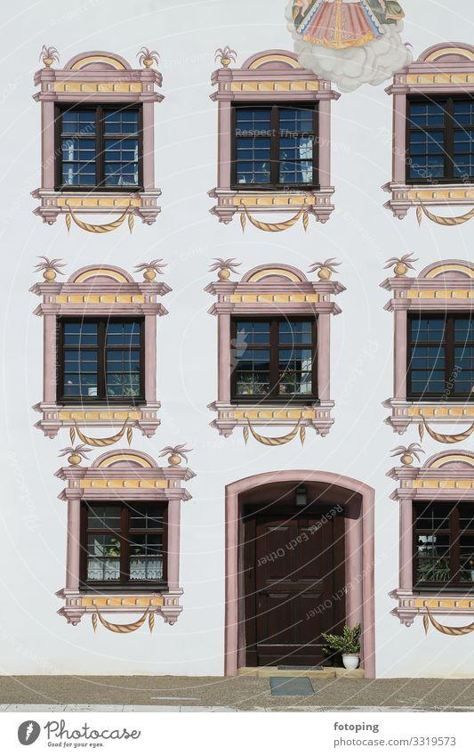 Krumbach Tourismus Ausflug Sightseeing Städtereise Stadt Altstadt Architektur Sehenswürdigkeit Wahrzeichen Denkmal historisch Ausflugsziel Bayern Deutschland
