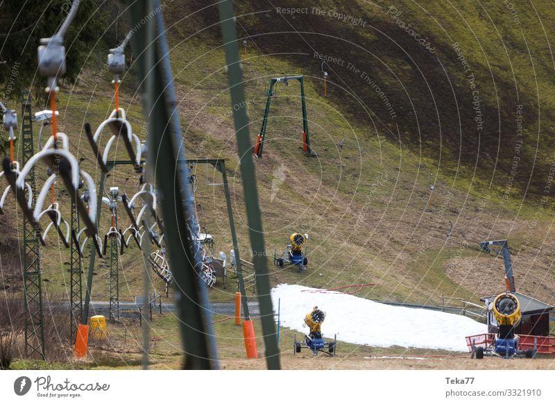 #Skigebiet Klimawandel #1 Sport Tourismus Trauer Wintersport Skipiste