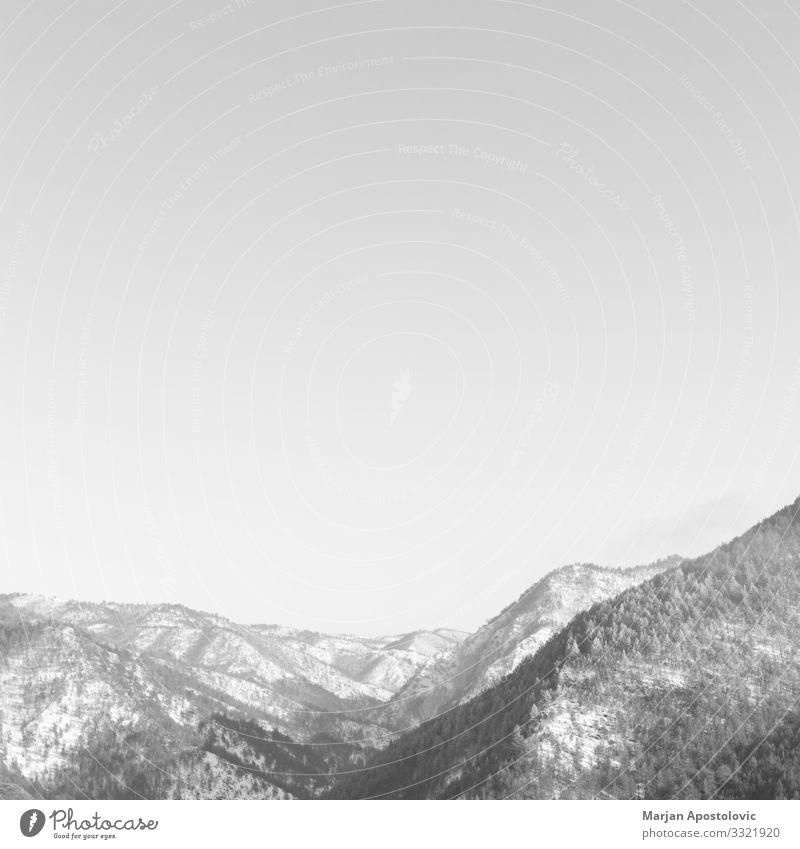 Ferien & Urlaub & Reisen Natur Landschaft Winter Berge u. Gebirge Leben Umwelt Frühling Schnee Tourismus Freiheit Stimmung Zufriedenheit wild frei Abenteuer