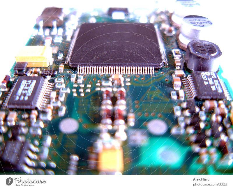 platine Elektrisches Gerät Platine Entertainment Elektronik Makroaufnahme