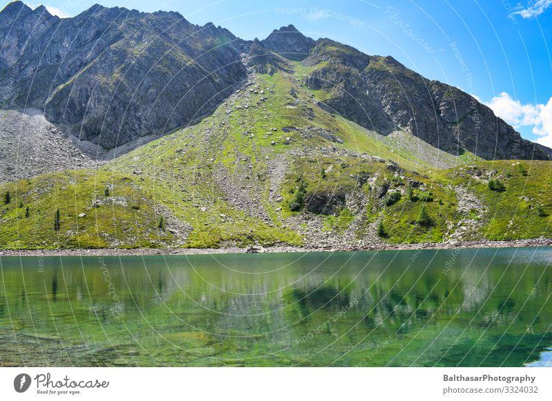 Berg und See (Österreich) Ferien & Urlaub & Reisen Tourismus Ausflug Freiheit Sommer Sommerurlaub Berge u. Gebirge wandern Umwelt Natur Landschaft Pflanze
