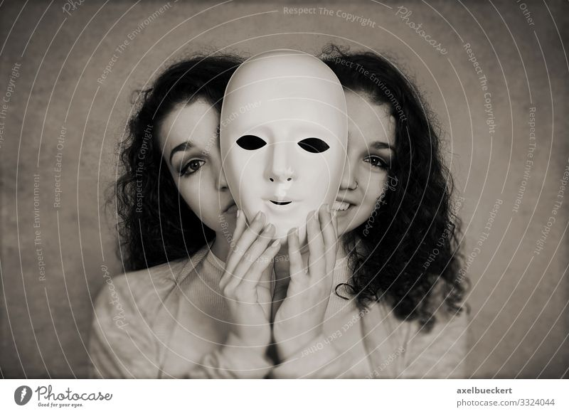 bipolare Störung biploare störung manisch depressiv manische depression Gesundheit Psychische Störung Gesundheitswesen Mensch Junge Frau Jugendliche Lächeln