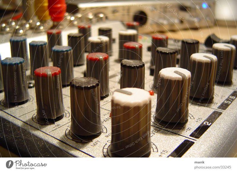 Mischpult Ton Entertainment Musikmischpult Tonstudio Drehregler