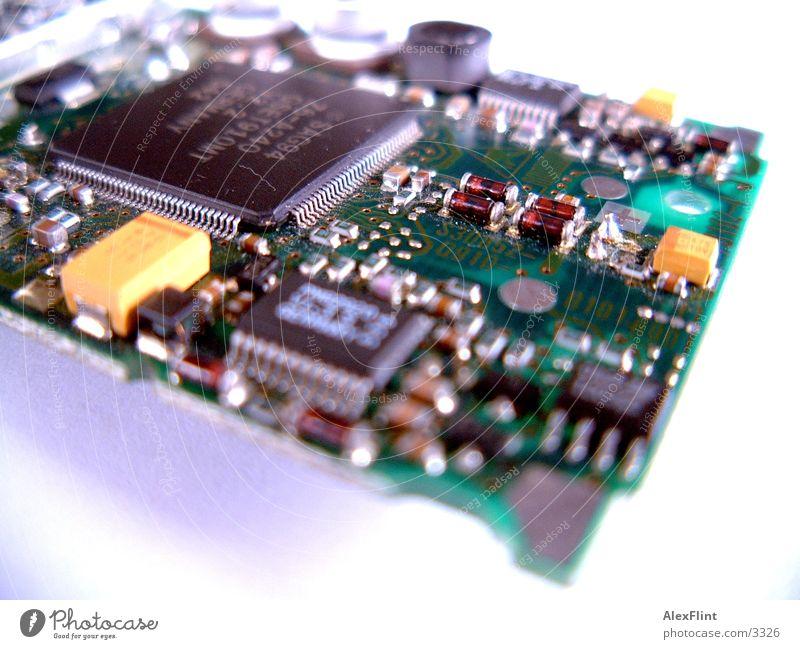 el_platine Elektrisches Gerät Platine Technik & Technologie Elektronik microelektronik