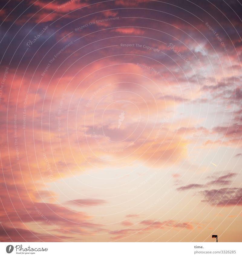 Lightboxen (18) Himmel Wolken Schönes Wetter Gefühle Stimmung Zufriedenheit Lebensfreude Leidenschaft Warmherzigkeit Romantik Vorsicht Gelassenheit geduldig
